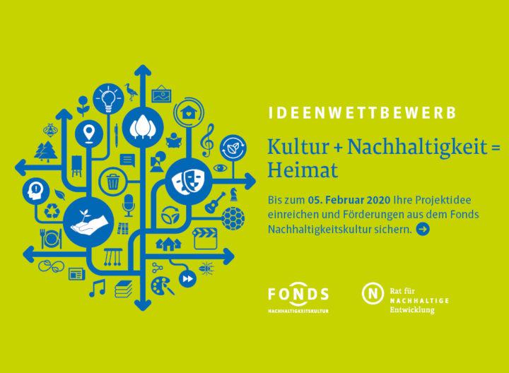 Kultur + Nachhaltigkeit = Heimat