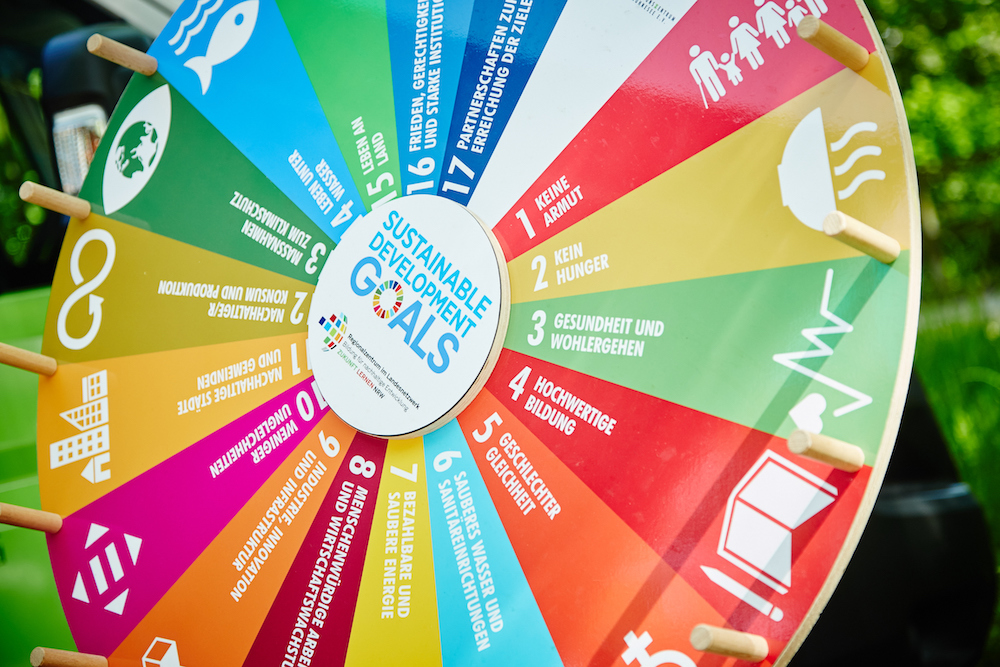 Anmeldephase für Deutsche Aktionstage Nachhaltigkeit gestartet