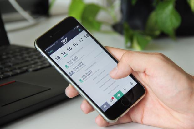 Bild 5 von 5: Benutzeroberfläche iPhone