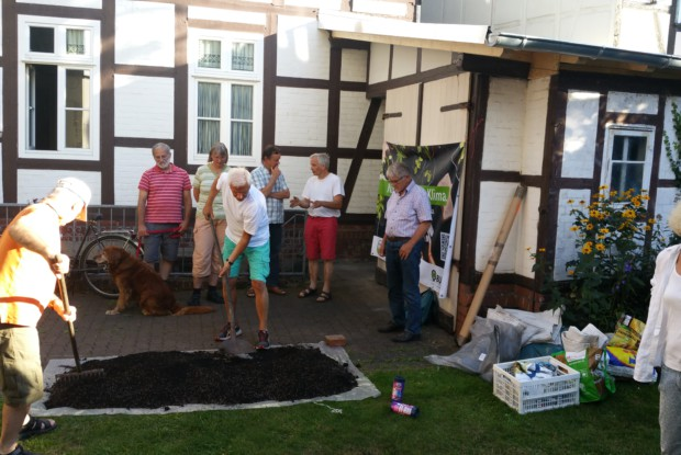 Bild 8 von 10: Workshop mit dem kooperationspartner in Goslar