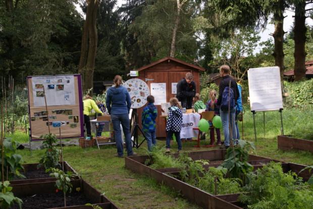 Bild 10 von 10: Infostand beim Umweltforum in Hannover