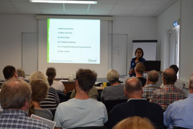 Bild 5 von 10: Vortrag bei den Gartenfreunden in Braunschweig