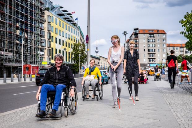 Bild 2 von 4: Creative Accessibility Tour (c) Andi Weiland