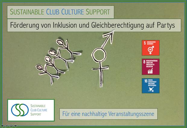 Bild 3 von 5: Nachhaltigkeitsmaßnahme - Gleichberechtigung