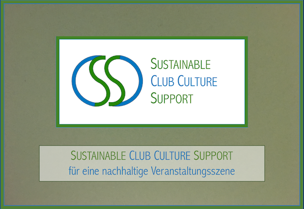 Bild 1 von 5: Sustainable Club Culture Support