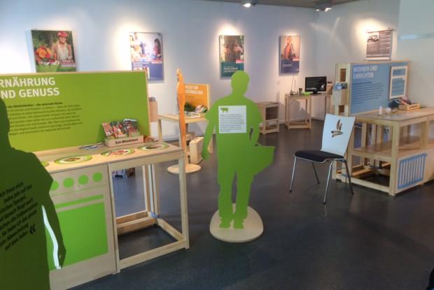 Die Ausstellung im Überblick