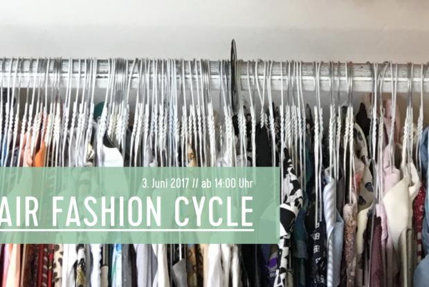 Fair Fashion Cycle am 03. Juni 2017