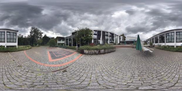 Bild 4 von 5: 360°-Foto Haus Neuland, entstanden in 360°Workshop