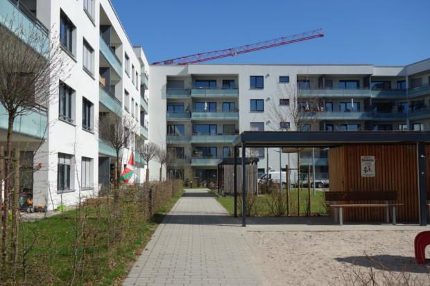 Bild 2: Wohnen in der Bahnstadt