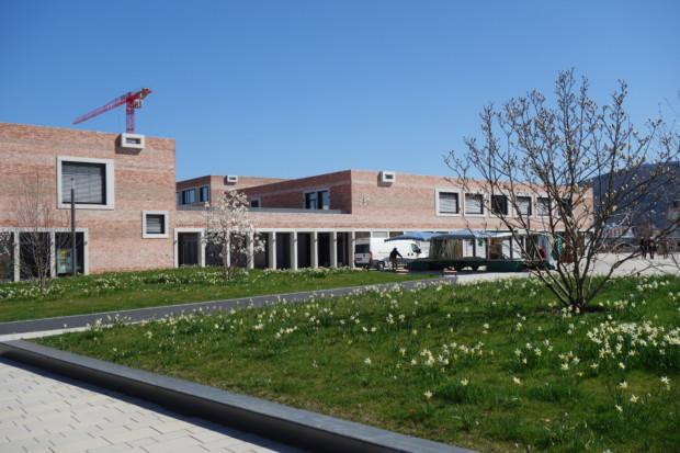 Bild 1: B³ Bürgerzentrum Bahnstadt