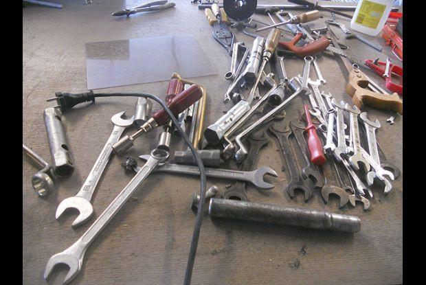 Bild 4 von 6: Werkzeuge