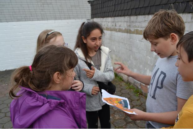 Bild 12: Straße der Kinderrechte