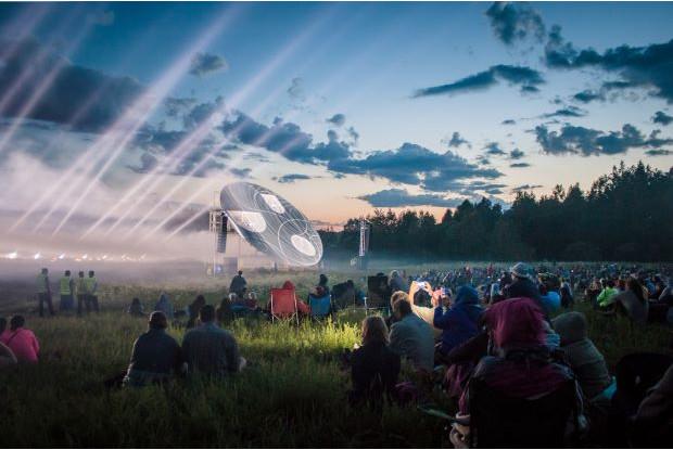 Bild 9: Naturkonzerthalle - gemeinsame Zukunft