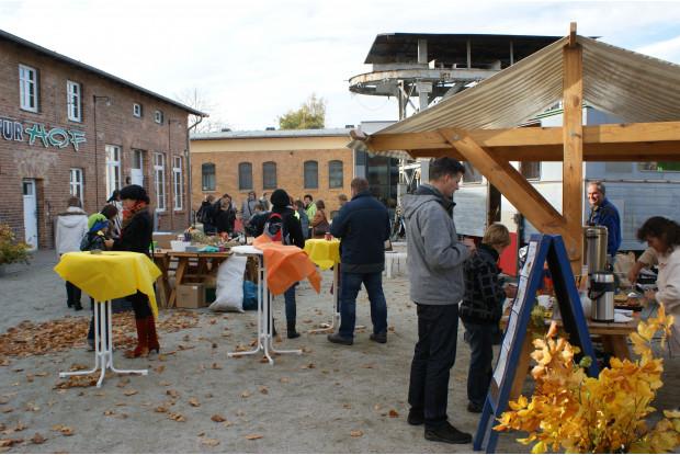 Bild 8: Herbstfest am GLEIS 3