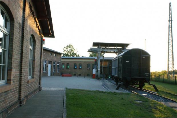 Bild 12: Veranstaltungsort GLEIS 3 Kulturzentrum Lübbenau