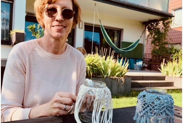 Susanne, Workshop Leiterin