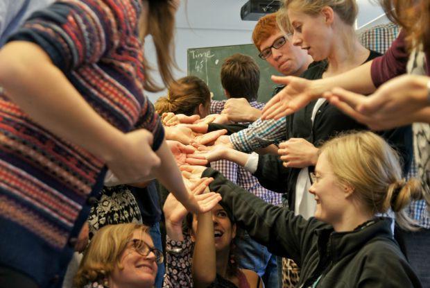 Bild 3 von 8: Durch die Green Office Bewegung vernetzen sich verschiedene Green Offices